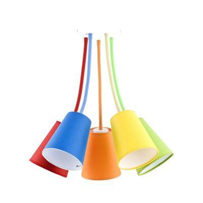 Lampa wisząca TK Lighting 2107 Wire Colour