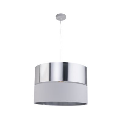Lampa wisząca TK Lighting 4178 Hilton Silver