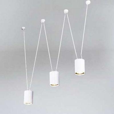 Lampa wisząca VIWIN 9571/GU10/BI Shilo
