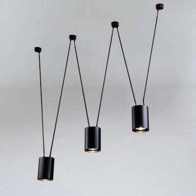 Lampa sufitowa VIWIN 9022/GU10/CZ Shilo