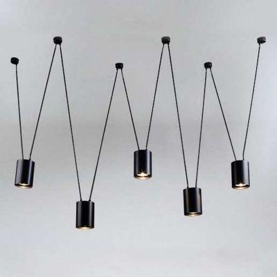Lampa sufitowa VIWIN 9023/GU10/CZ Shilo