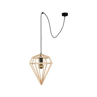 Lampa wisząca WOOD DIAMOND 9372 Nowodvorski Lighting