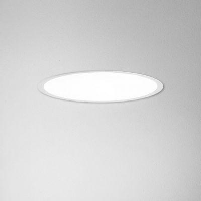 Lampa wpuszczana AQForm Revel LED Recessed Biały Struktura
