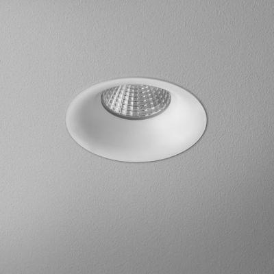 Lampa wpuszczana AQForm Hollow x 1 Round LED Recessed Biały Struktura