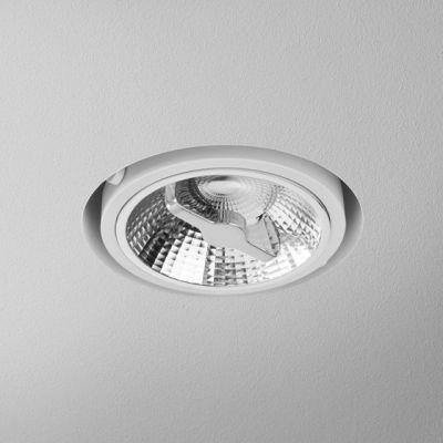 Lampa wpuszczana AQForm Ring 111 Trimless 230V Recessed Biały Struktura