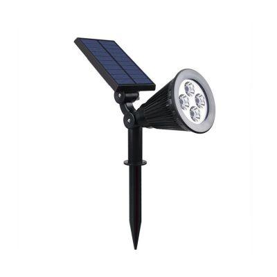 Lampa Ogrodowa LED IP65 Solarna z Bolcem