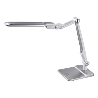 Lampka biurkowa LED-K-BL-1207 srebrna