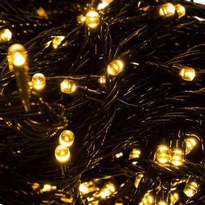 Lampki świąteczne LED Zuma Line 4059 200L barwa biała ciepła