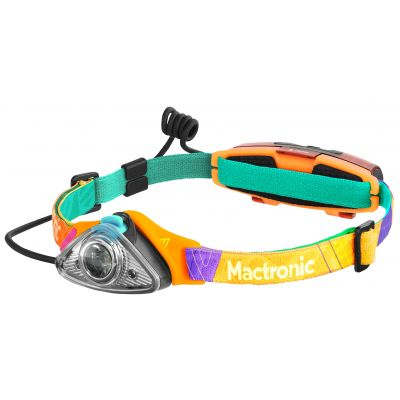 Latarka czołowa Mactronic Freeq LED Orange