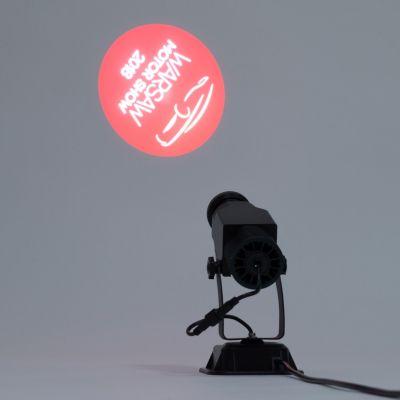 Szkiełko 5 kolorów - Akcesoria do Projektorów Logo LED - Twoje dowolne logo