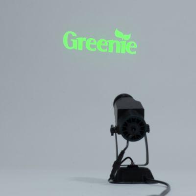 Szkiełko 1 kolor - Akcesoria do Projektorów Logo LED - Twoje dowolne logo