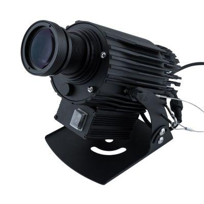 LED projektor Logo Greenie CREE XHP70 40W wodoodporny, obrotowy IP43