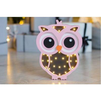 Nocna lampka dla dzieci HappyMoon
