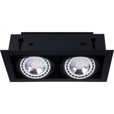 Lampa wpuszczana Nowodvorski Downlight Black-9570