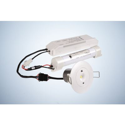 Oczko awaryjne Greenie LED Starlet White SO 5W MT CNBOP