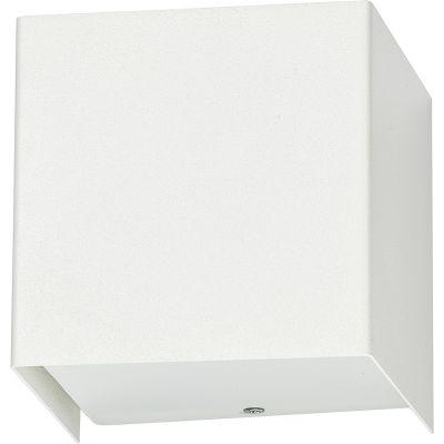 Oprawa oświetleniowa Nowodvorski 5266 Cube White