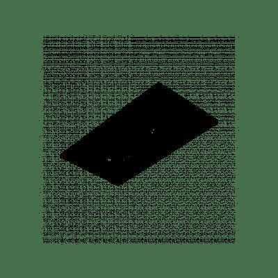 Oprawa podtynkowa AQform 35112-0000-U8-PH-12 SQUARES 111x2 230V Czarny struktura