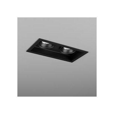 Oprawa podtynkowa AQForm 37980-M930-F1-00-12 SQUARES next 50x2 LED