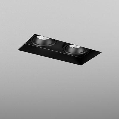 Oprawa podtynkowa AQForm 37991-M930-F1-00-12 SQUARES next 50x2 LED trimless
