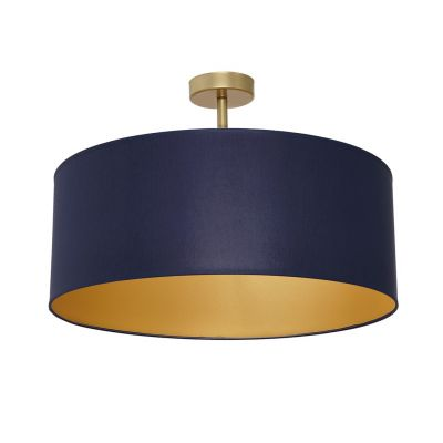 Lampa sufitowa Milagro MLP6457 Ben Navy Blue
