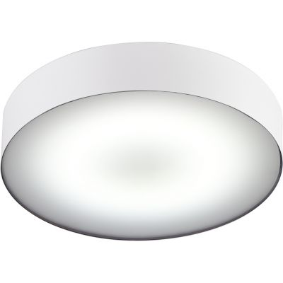 Plafon Greenie Arena white LED 18W IP44 Ø400mm
