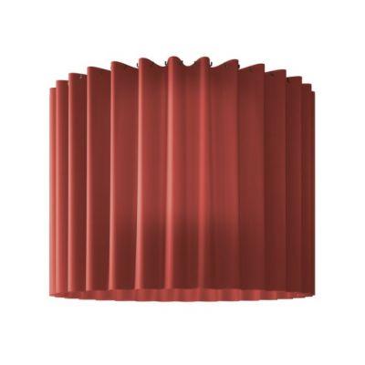 Plafon Axo Light Skirt 70 Czerwony