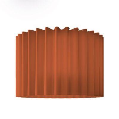 Plafon Axo Light Skirt 100 Pomarańczowy