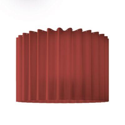 Plafon Axo Light Skirt 100 Czerwony