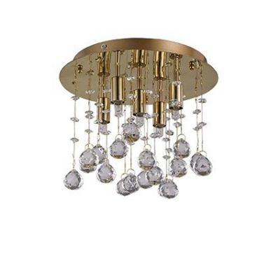 Plafon IdealLux 94663 Moonlight PL5 Oro