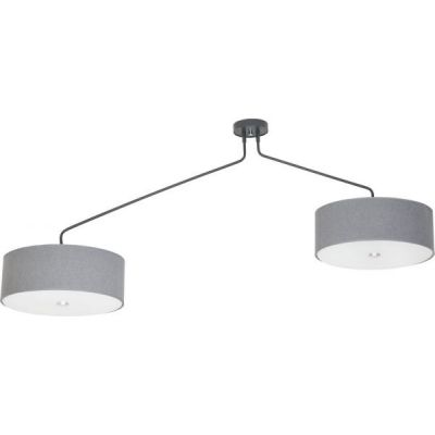 Plafon LED HAWK GRAY 2 Nowodvorski 6541