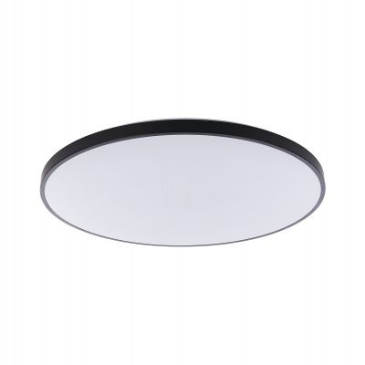 Plafon Nowodvorski 8184 AGNES ROUND LED BLACK 32W