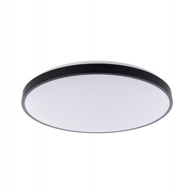 Plafon Nowodvorski 8185 AGNES ROUND LED BLACK 64W
