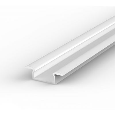 Profil LED Greenie P6-1B2 2m biały lakierowany wpuszczany