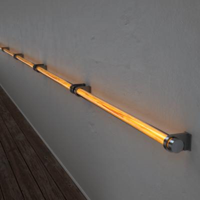Poręcz podświetlana LED Wooden REED Apple Wi-fi Control