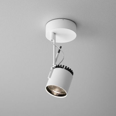 Reflektor AQForm Par Pro LED Spot Biały Mat