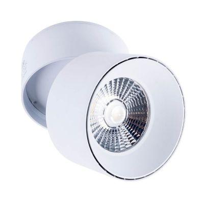Reflektor nastropowy LED COB 30W z regulowanym kątem świecenia