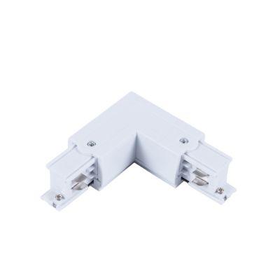 Konektor do szyn 3-fazowych TYP L - biały