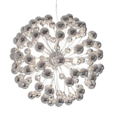 Lampa wisząca By Rydens 4201200-6510 Carroll Ø58cm