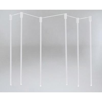 Lampa sufitowa Shilo-Dohar Alha N 9005/G9/BI/BI