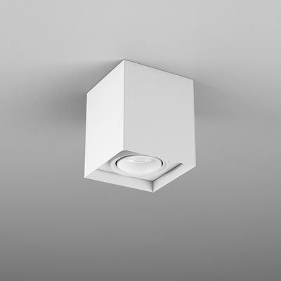 Spot AQForm 46968-M930-F1-DA-13 SQUARES next 50x1 LED Biały struktura