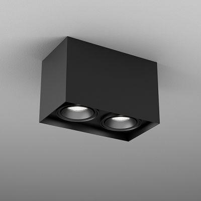 Spot AQForm 46969-M930-F1-PH-12 SQUARES next 50x2 LED Czarny struktura