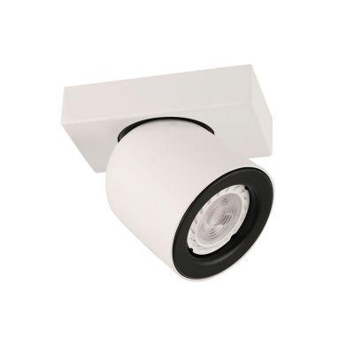 Spot Italux SPL-2855-1B-WH Nuora