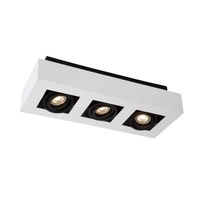 Spot natynkowy Italux IT8001S3-WH-BK Casemiro