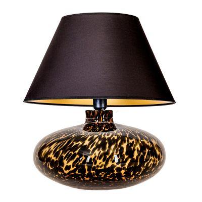 Lampa stojąca 4concepts TANZANIA Czarna