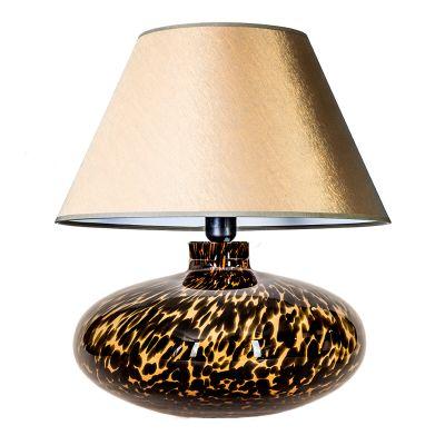 Lampa stojąca 4concepts TANZANIA Złota