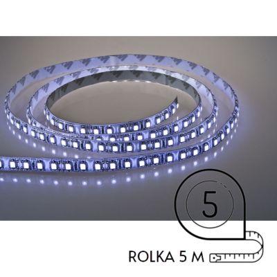 Taśma LED Greenie 1m 120 diod 3528SMD na metr 9.6W/mb wodoodporna IP65 Rolka 5m