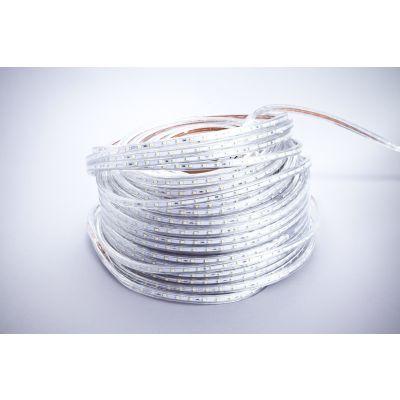 Taśma LED Greenie 230V, 60 diod 3528/metr, gumowy profil, wodoodporna IP68, 4.8W/mb