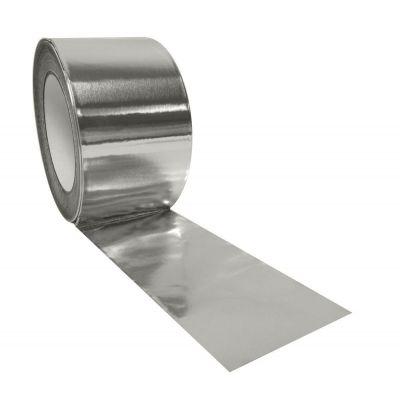 Taśma metalizowana do izolacji Alufox rolka 50m