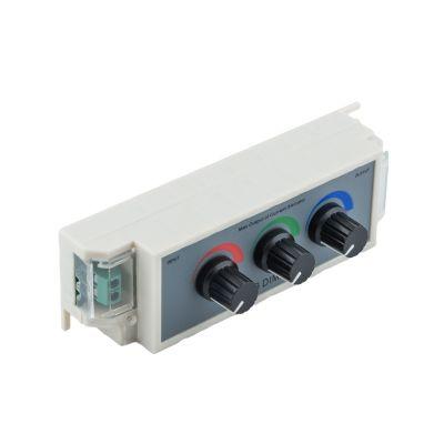Ręczny potencjometr Greenie - ściemniacz do taśm i listw LED RGB 12V o mocy do 108W
