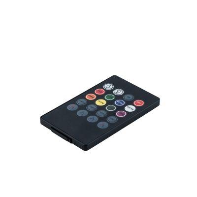 Muzyczny sterownik do taśm LED Greenie białych/RGB. Sterowanie dźwiękiem <72W